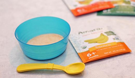 Amara Organic Baby Foods momlifemusthaves.com