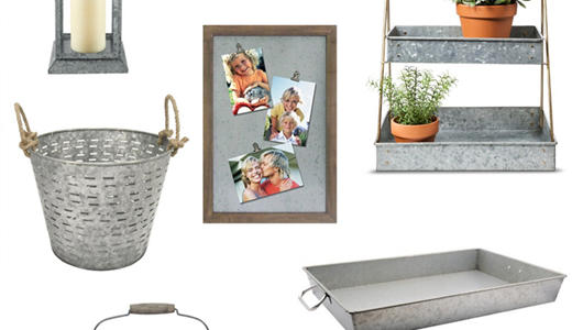 15 Under 50 Galvanized Home Decor Mom Life Must Haves