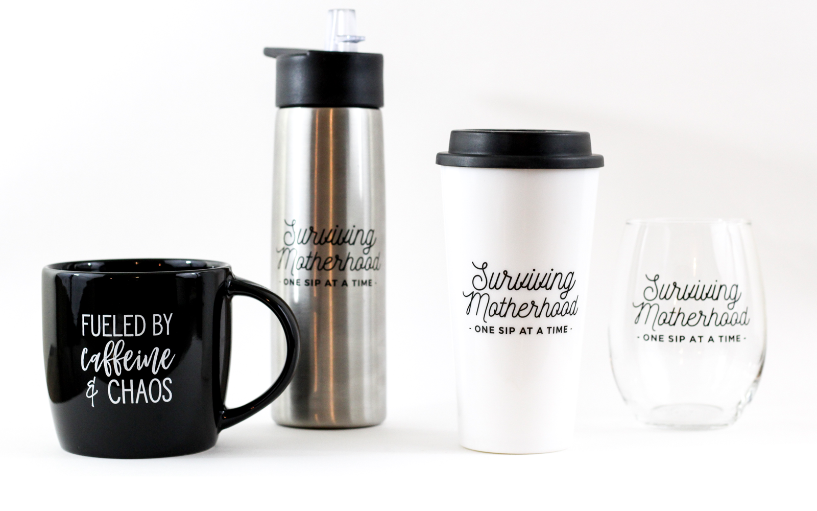 Shop drinkware @ momlifemusthaves.com