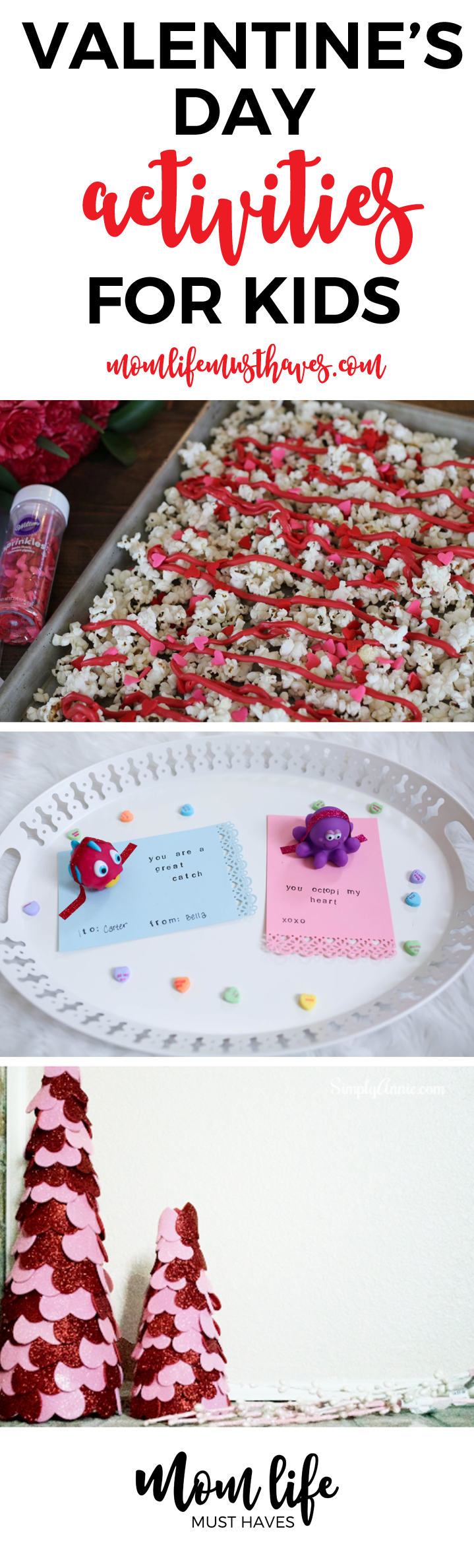Valentine's Day activities for kids momlifemusthaves.com