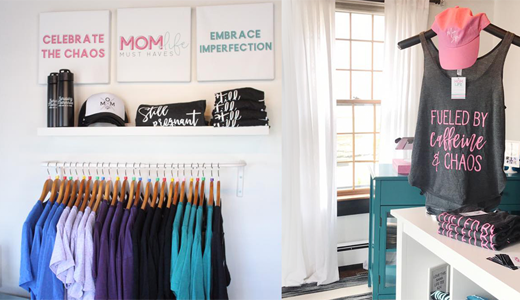 Mom Life Must Haves in Holbrook, MA