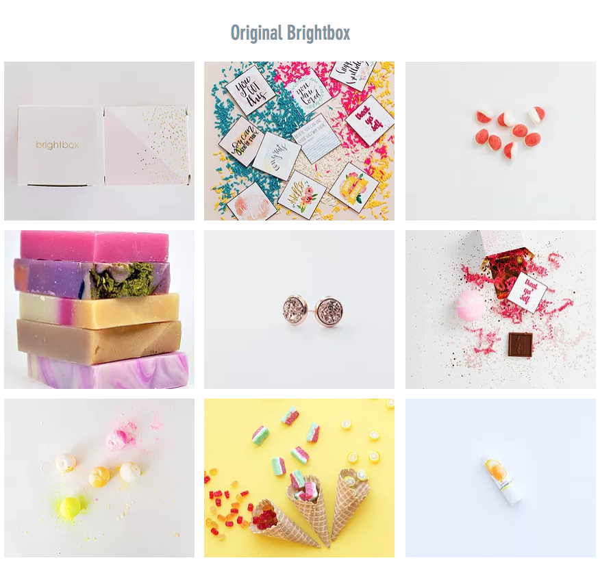 Brands we love: meet brightboxes on the blog at momlifemusthaves.com // simple, fun and cheap gifting!