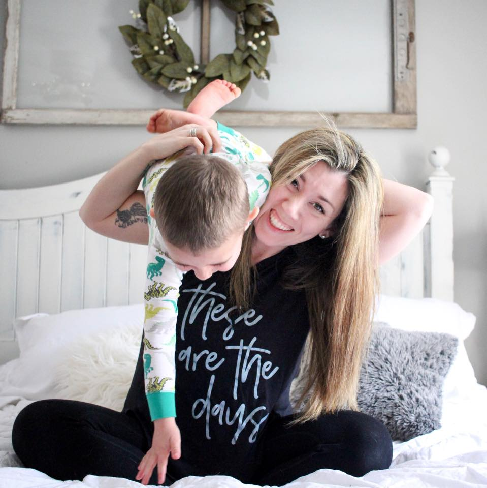 Meet Gina: The mom behind the brand @ Mom Life Must Haves