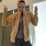 Unisex French Terry Zip Up - Medium   Women's Lounge Pants - Medium
