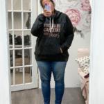 Women's Fit Cowl Neck - Size XXL